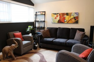 leaside therapy room