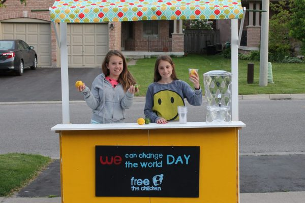 Launch of 'We Can Change the World Day'