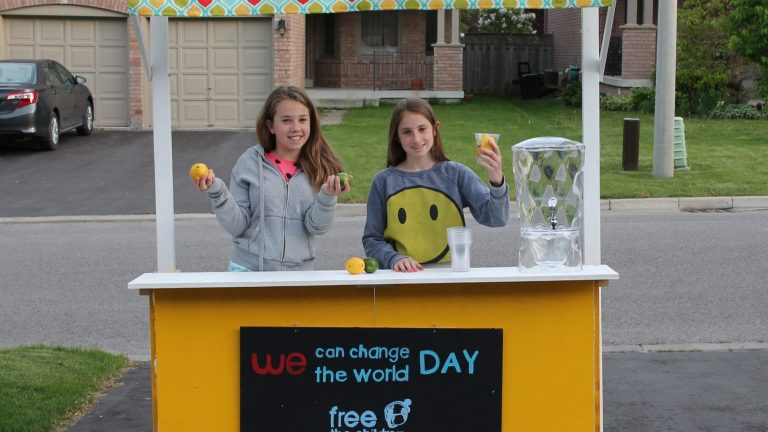 we can change the world day