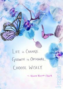 Life is Change Free Gift